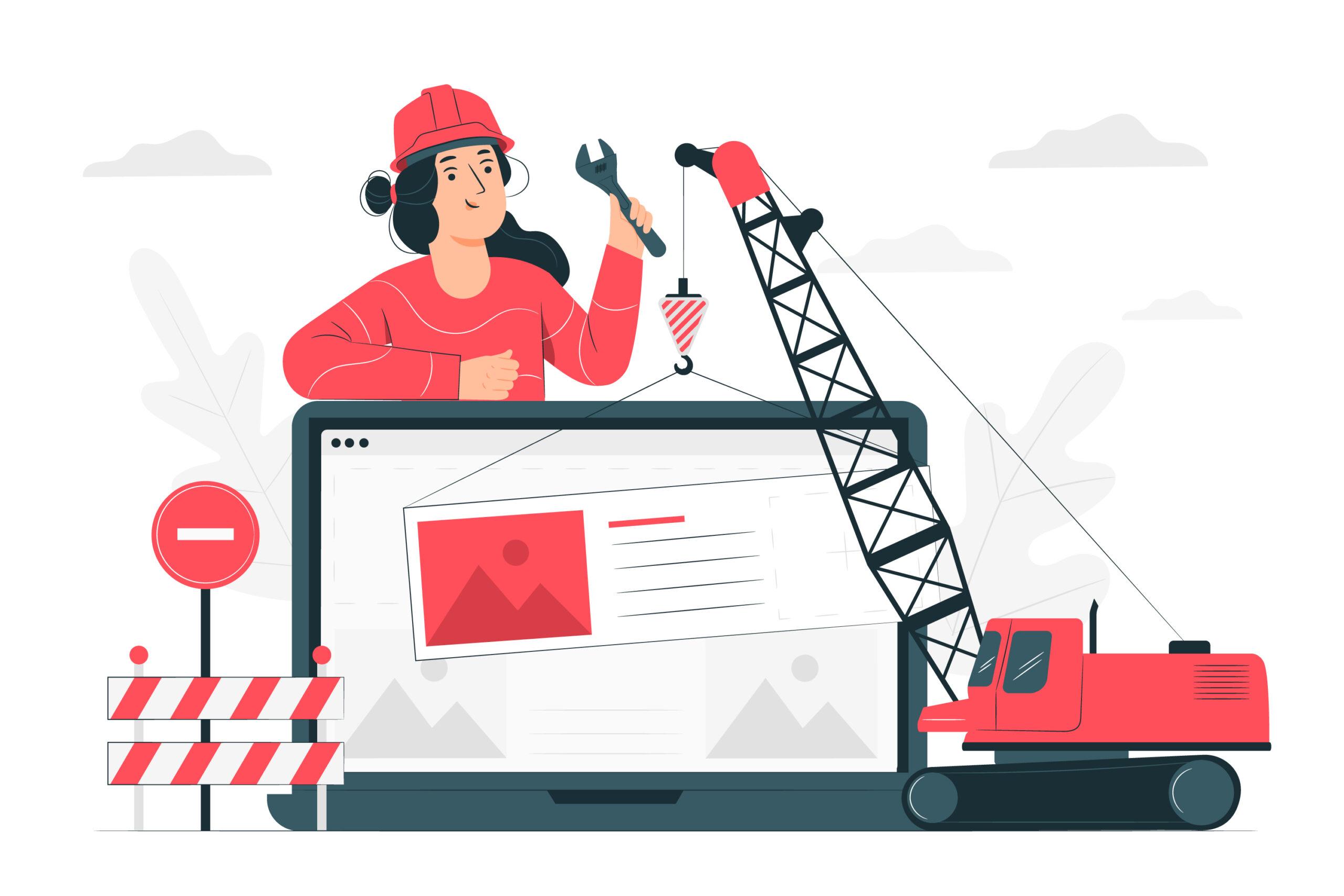 Servicios de optimización y mantenimiento de páginas web