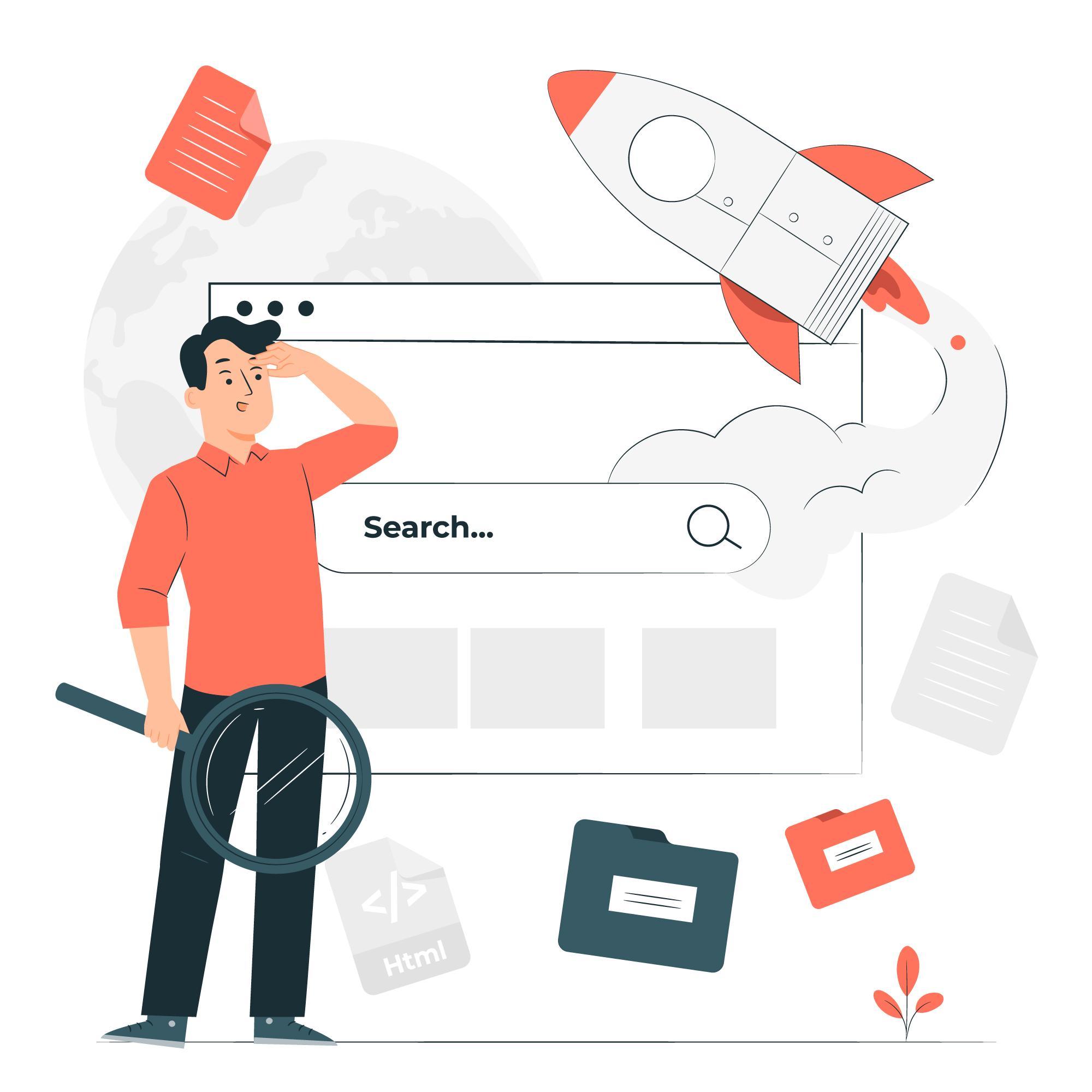 Posicionamiento de buscadores SEO